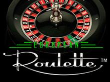 Игровой автомат Европейская Рулетка на деньги